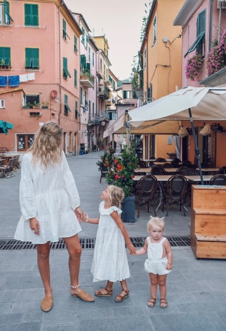 Maurie and Eve Italy
